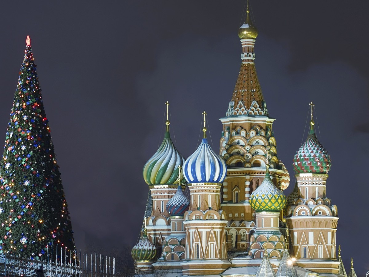 Fete nouvel an russie tradition
