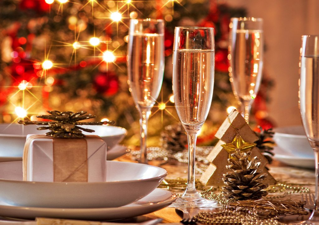 Traditions russes nouvel an noel champagne