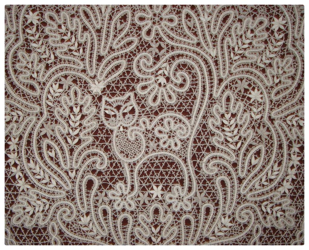 Dentelle Vologda art decoratif tissu souvenir russie