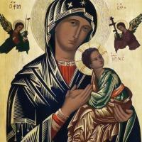 L'iconographie orthodoxe russe. La représentation de la Mère de Dieu