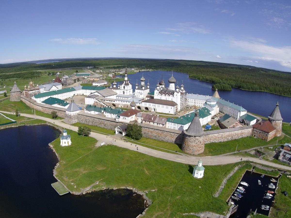 solovki monastere camp Staline visiter Russie