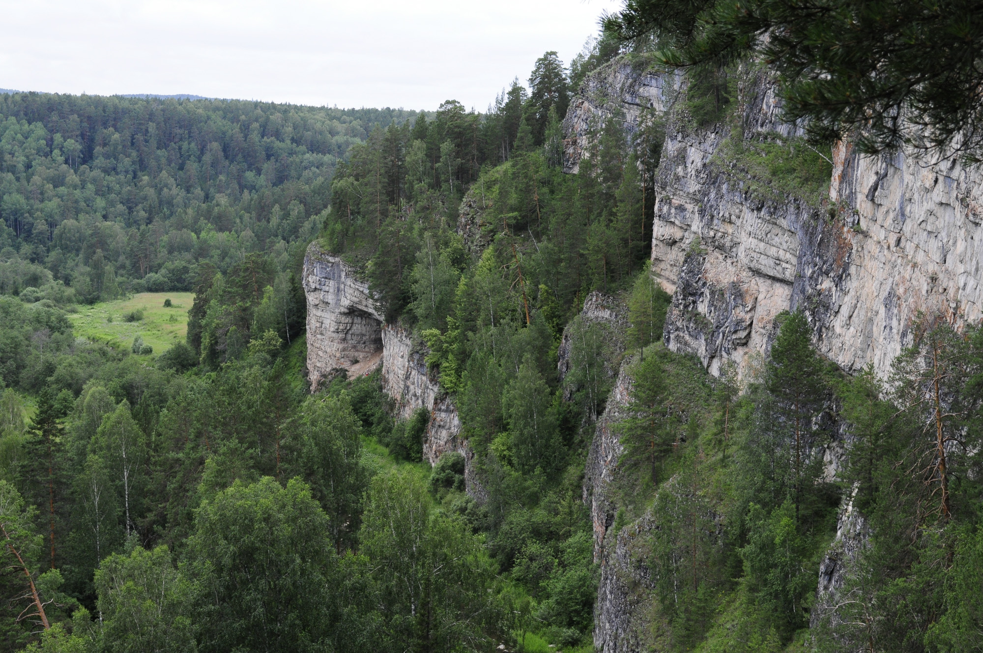 grotte ignatievskaya Russie Oural peinture mystère