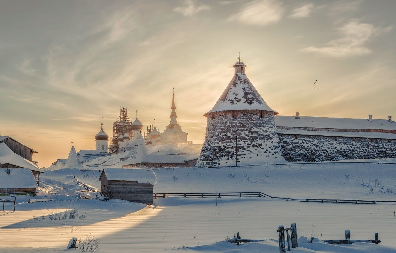 solovki monastere camp Staline visiter Russie inoubliable endroits