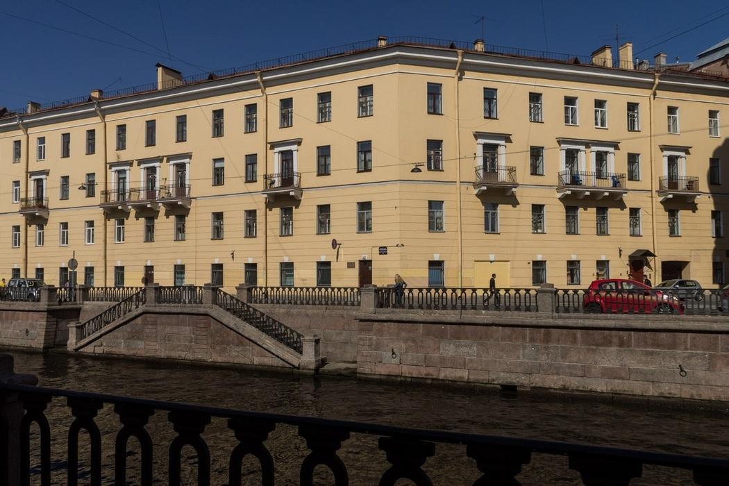 maison sonie marmeladova Petersbourg dostoievski crime châtiment raskolnikov