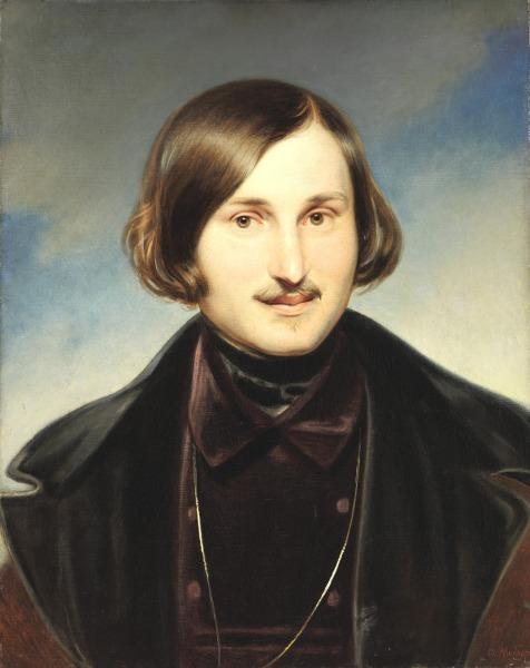 N.Gogol_by_F.Moller_(1840,_Tretyakov_gallery)