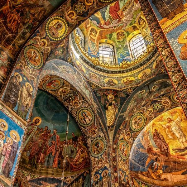 fêtes orthodoxes russes pâques baptêmes trinité Pentecôte