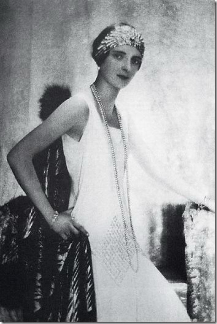 Irina Youssoupov maison couture irfe France Boulogne Billancourt