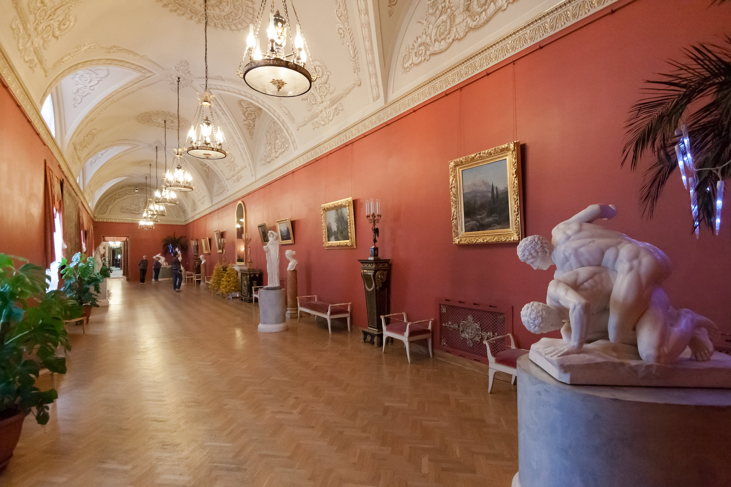 Palais Felix Youssoupov Saint Petersbourg
