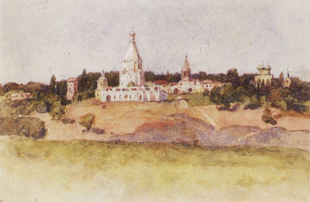 Vassili Sourikov Kolomenskoie