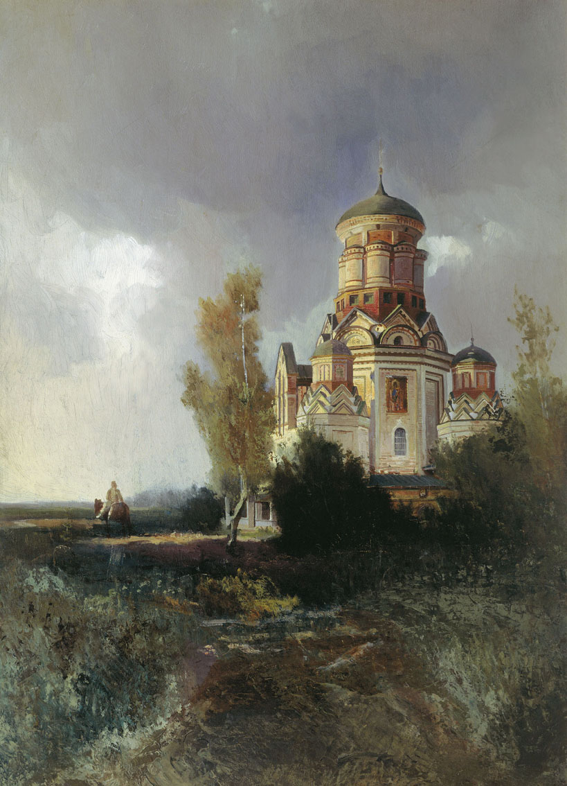 Constantin Makovski Kolomenskoe