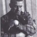 Maïakovski chien bouledogue Boulka