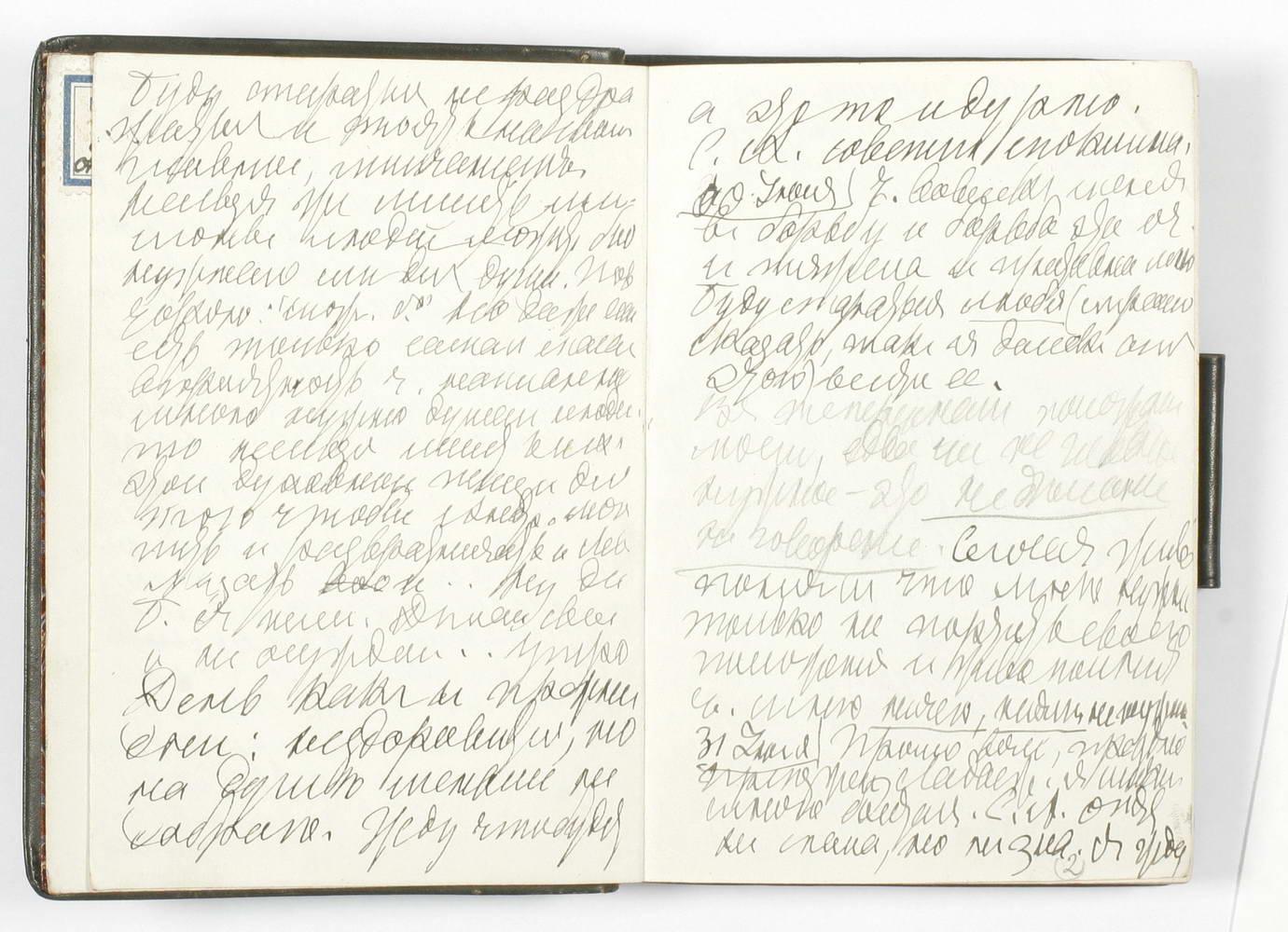 jeune León Tolstoi journal intime