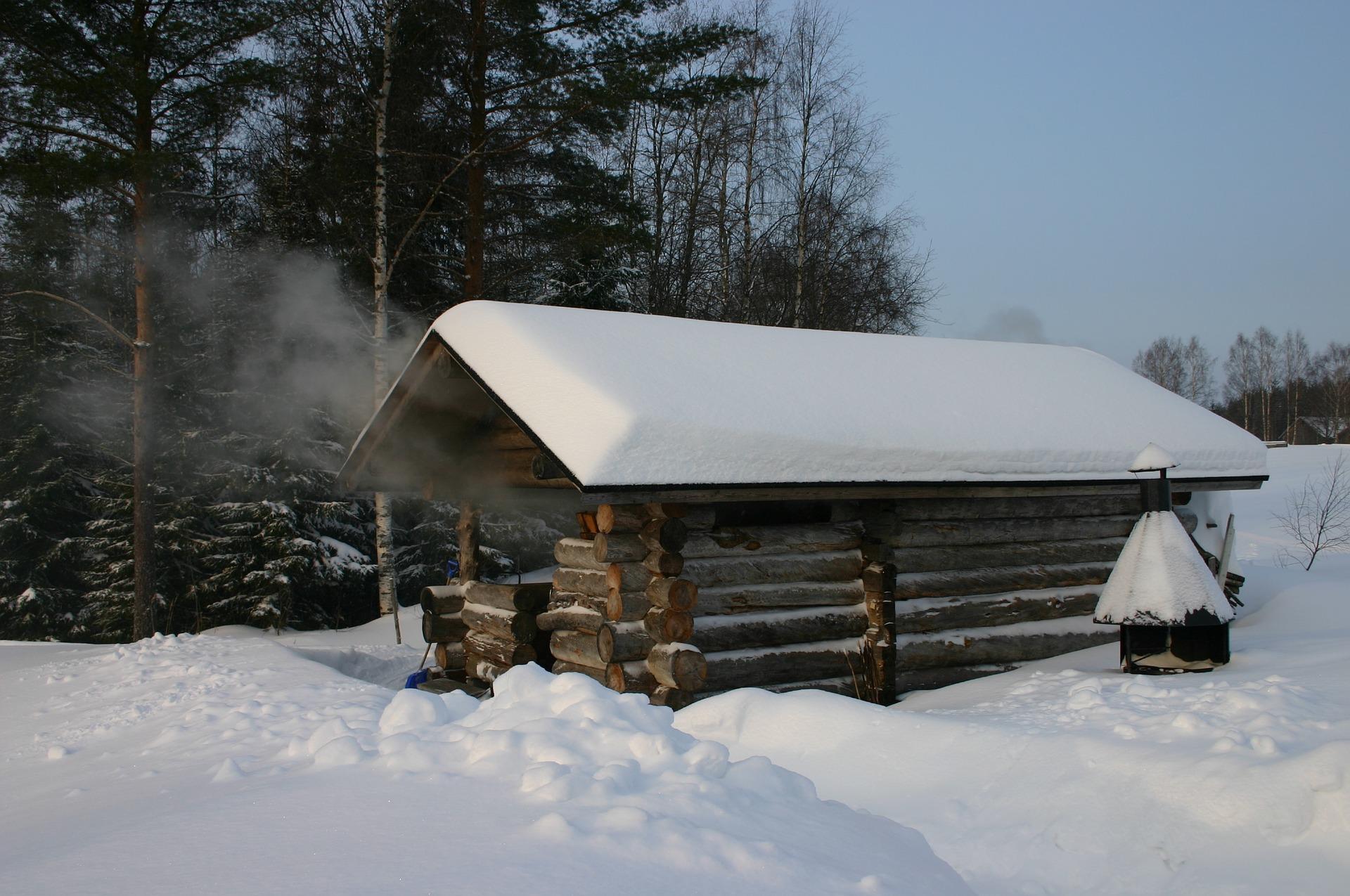 bania sauna russe venik