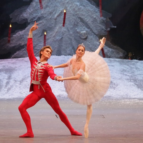 nutcracker casse-noisette ballet Tchaikovsky Grigorovitch