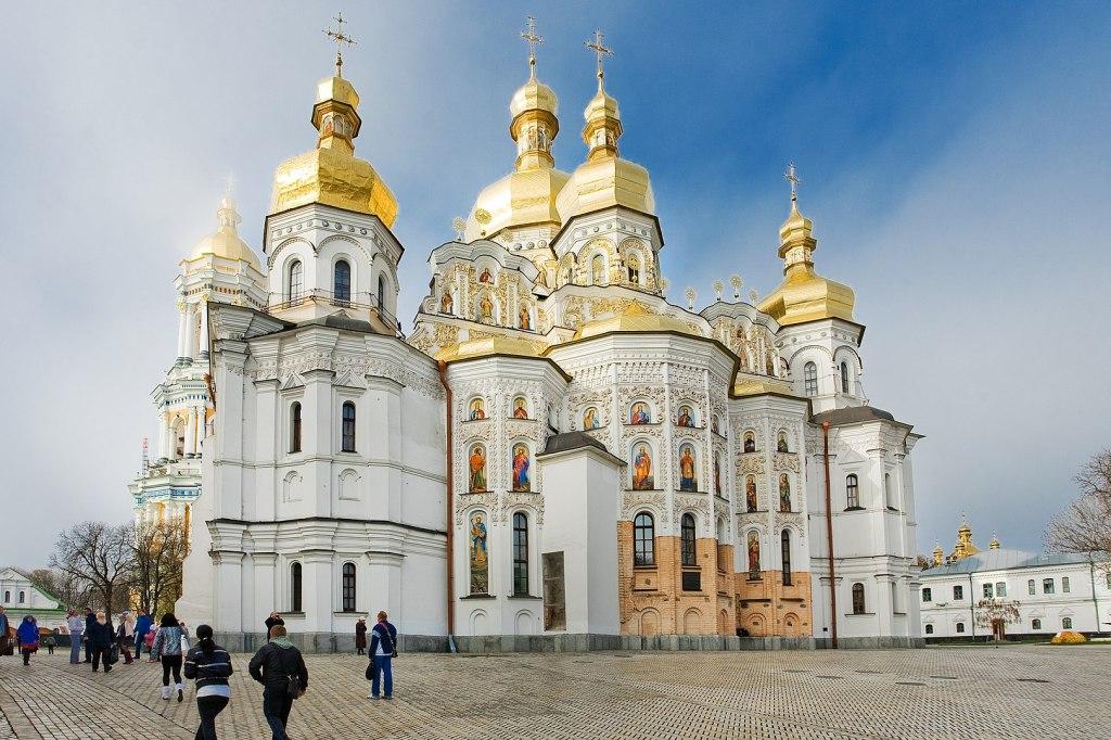 Cathédrale de la Dormition (Kiev, Ukraine)