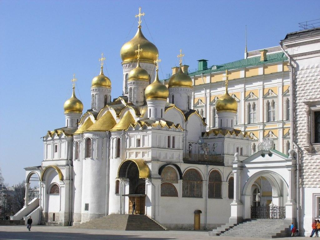 Cathédrale de l'Annonciation (Moscou, Russie)
