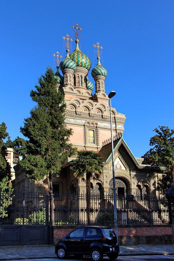 Eglise de la Nativité (Florence, Italie)