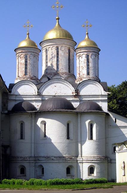 Cathédrale de la Transfiguration du Saveur (Yarosslavl, Russie)