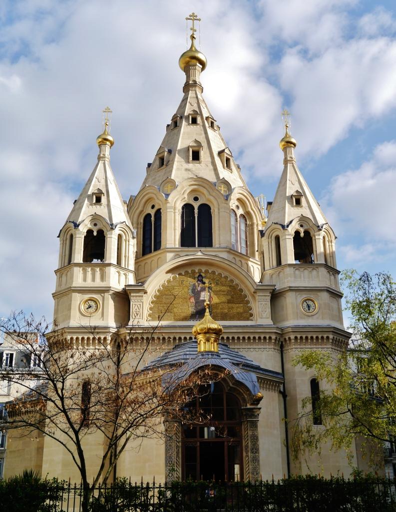 Cathédrale Saint-Alexandre-Nevsky (Paris, France)
